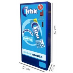 Chicles Orbit Menta